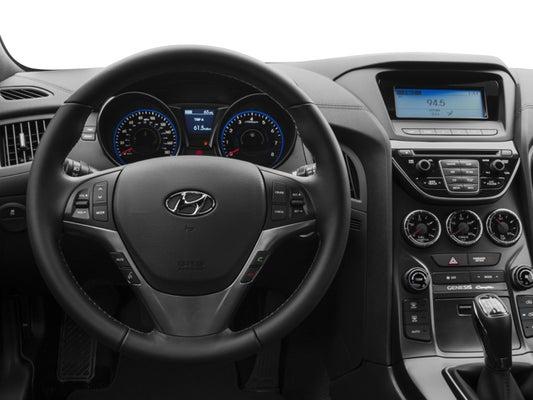 2016 Hyundai Genesis Coupe >> 2016 Hyundai Genesis Coupe 2dr 3 8l Auto Ultimate W Tan Seats