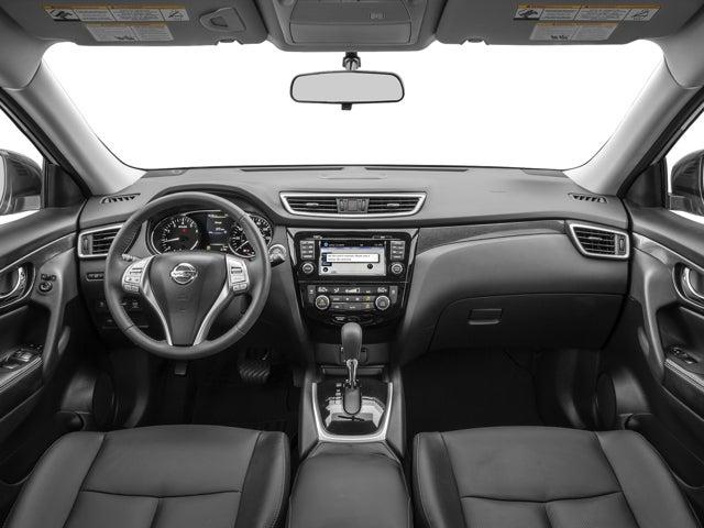 Used 2016 Nissan Rogue Fwd 4dr Sl North Carolina