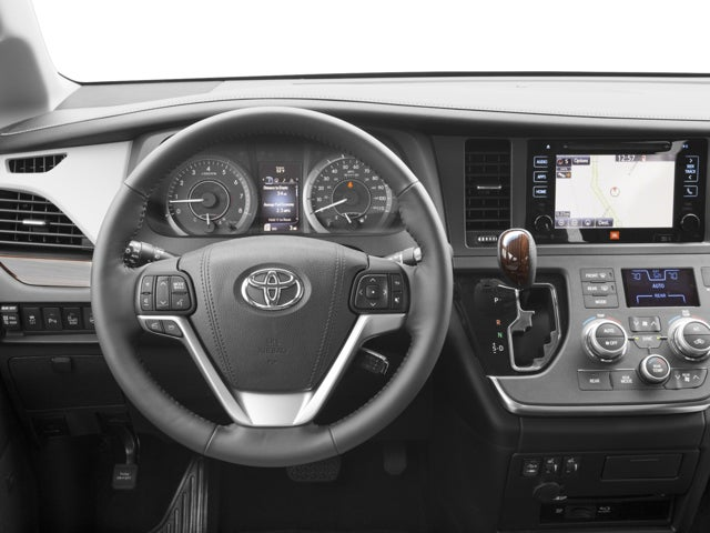 2016 Toyota Sienna 5dr 8 P Van Xle Fwd In Raleigh Nc Leith