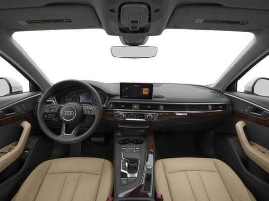 Audi A4 2.0 T >> 2017 Audi A4 2 0t Premium Plus Quattro