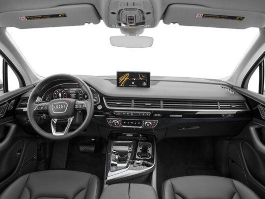 2017 Audi Q7 3 0t Premium Plus Quattro