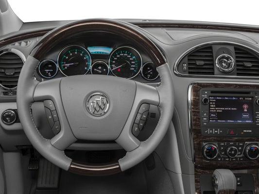 Wondrous 2017 Buick Enclave Fwd 4Dr Leather Creativecarmelina Interior Chair Design Creativecarmelinacom