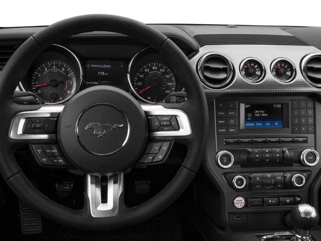 New 2017 Ford Mustang Gt Premium Fastback North Carolina