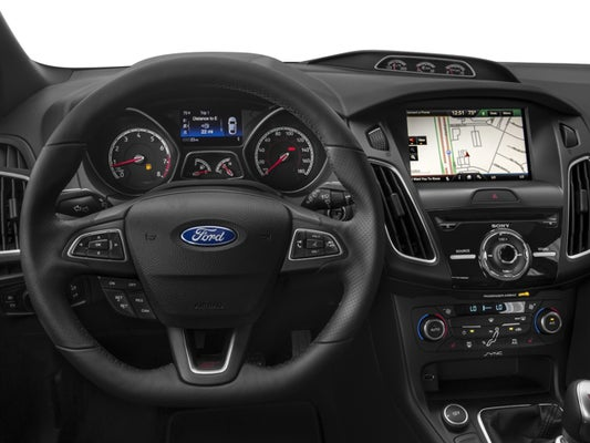 2017 Ford Focus St Hatch In Raleigh Nc Leith Cars