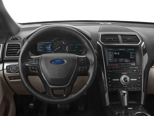 Ford Explorer Limited >> 2017 Ford Explorer Limited Fwd