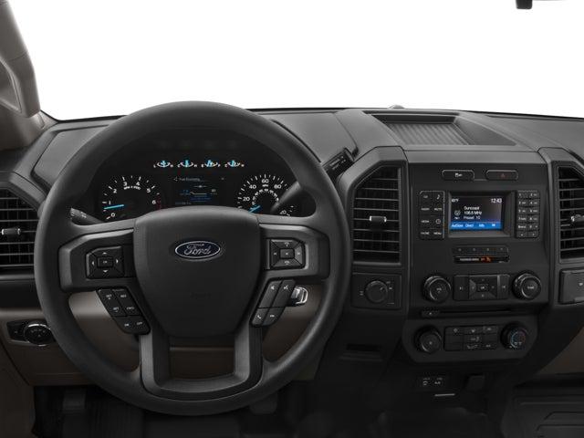 2017 Ford F 150 Xlt 4wd Supercrew 5 5 Box