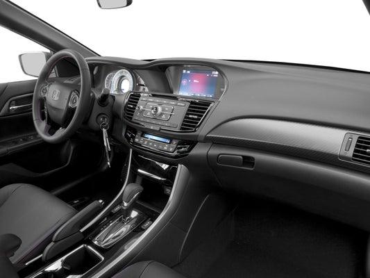 2017 Honda Accord Sedan Sport Se Cvt In Raleigh Nc Leith Cars
