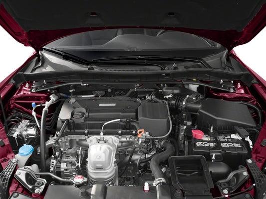 2017 Honda Accord Ex L Cvt In Raleigh Nc Leith Cars