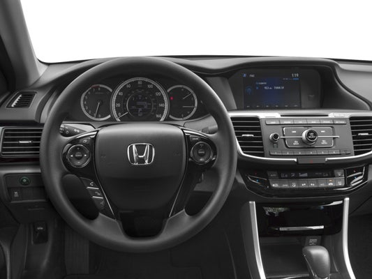 2017 Honda Accord White >> 2017 Honda Accord Lx Cvt