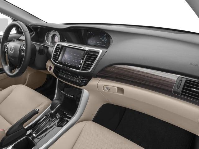 Used 2017 Honda Accord Ex L Cvt North Carolina 1hgcr2f81ha039943