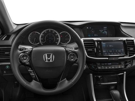 2017 Honda Accord Sedan Ex L V6 Auto In Raleigh Nc Leith Cars