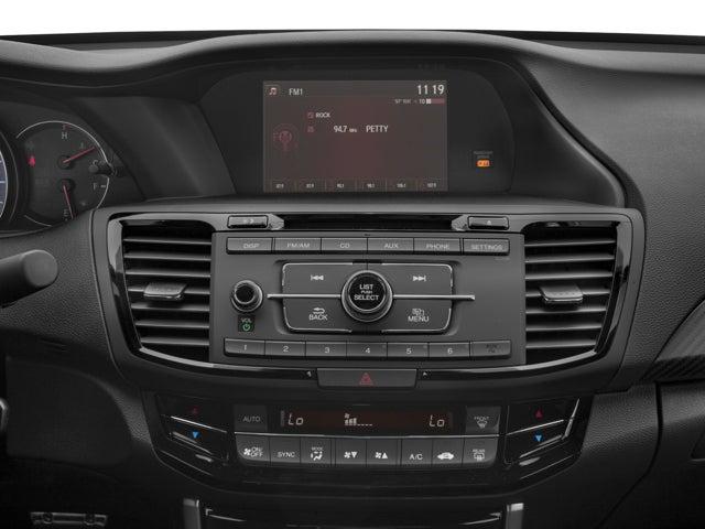 2017 Honda Accord Sedan Sport CVT In Raleigh, NC   Leith Cars