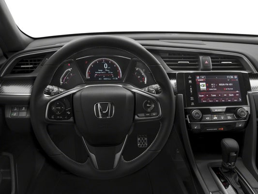 2017 Honda Civic Hatchback Sport Touring Cvt In Raleigh Nc Leith Cars