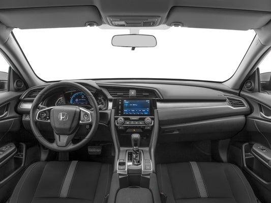 Used 2017 Honda Civic Sedan Lx Cvt North Carolina 19xfc2f56he025908