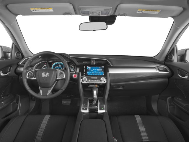 2017 Honda Civic Sedan Ex Cvt W Sensing In Raleigh Nc Leith