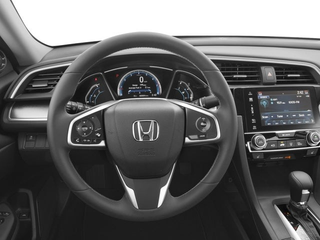 2017 Honda Civic Sedan Ex L Cvt In Raleigh Nc Leith Cars