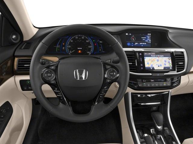 2017 Honda Accord Hybrid Touring Sedan In Raleigh Nc Leith Cars