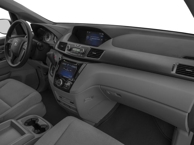 2017 Honda Odyssey Se In Raleigh Nc Leith Cars
