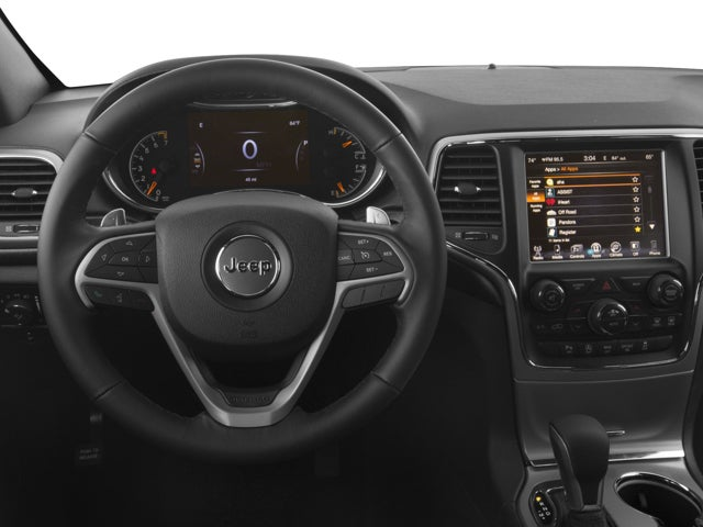 New 2017 Jeep Grand Cherokee Altitude 4x4 North Carolina