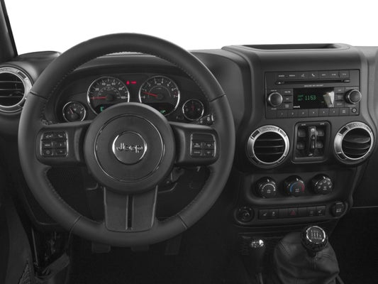2017 Jeep Wrangler Unlimited Sahara 4x4 In Raleigh Nc Leith Cars