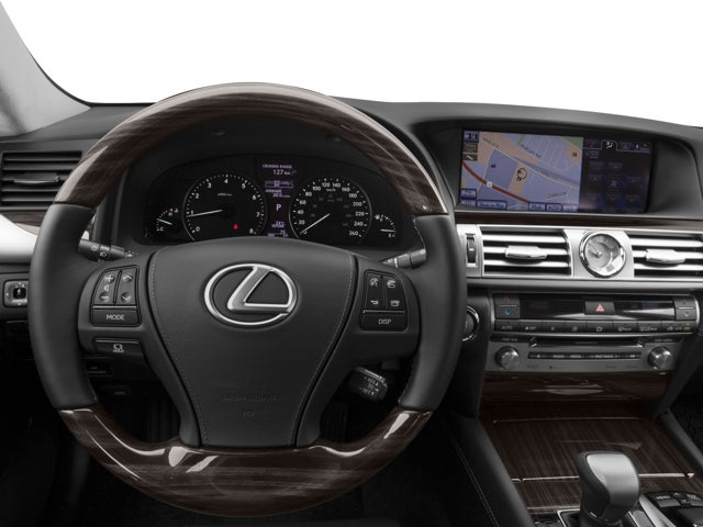 2017 Lexus Ls 460 In Raleigh Nc Leith Cars