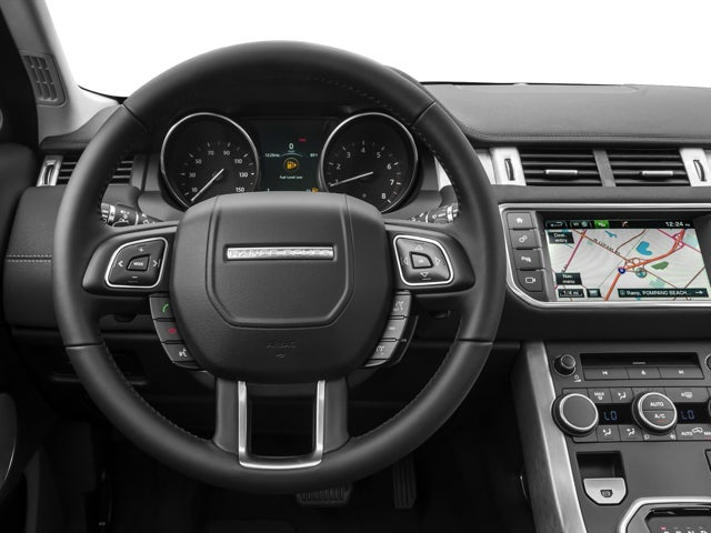 2017 Land Rover Range Evoque 5 Door Se Premium In Raleigh Nc Leith