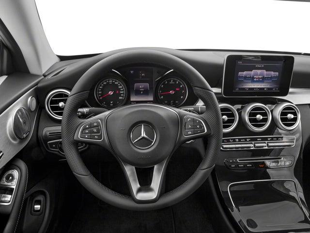 Used 2017 mercedes benz c 300 north carolina wddwj4jb6hf347894 for Mercedes benz c300 oil change cost
