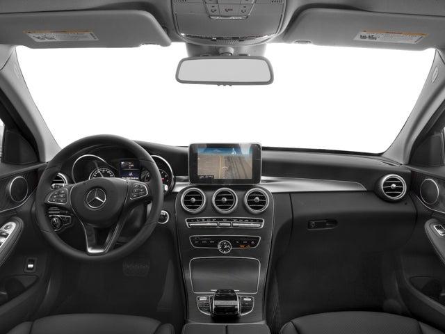 New 2017 mercedes benz c 300 north carolina 55swf4jb2hu230733 for Mercedes benz c300 oil change cost