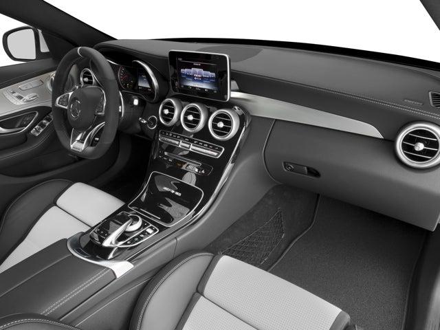 New 2017 mercedes benz amg c 63 s sedan north carolina for Mercedes benz c300 oil change cost