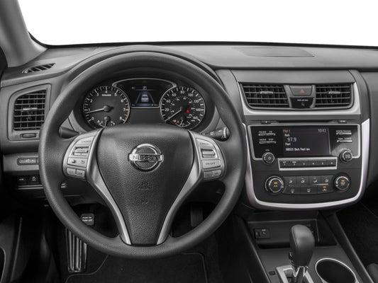 2017 Nissan Altima 2 5 S Sedan