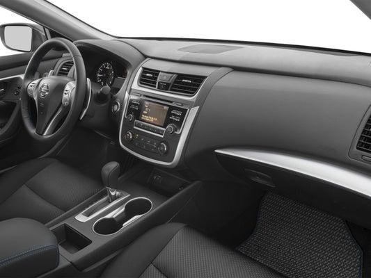 2017 Nissan Altima 2 5 Sr Sedan In Raleigh Nc Leith Cars