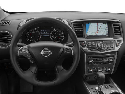 2017 Nissan Pathfinder Sv In Raleigh Nc Leith Cars