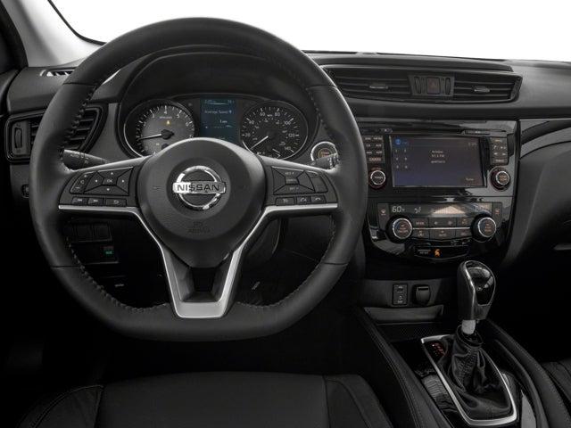 New 2017 Nissan Rogue Sport Awd Sl North Carolina Jn1bj1cr2hw133103