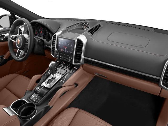 2017 Porsche Cayenne Platinum Edition In Raleigh Nc Leith Cars