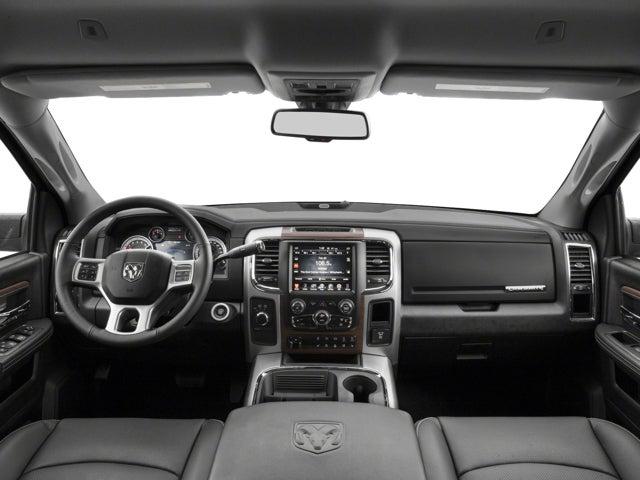 New 2017 RAM Ram 3500 Laramie Longhorn 4x2 Mega Cab 6'4 ...