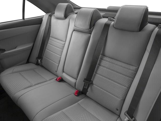 Used 2017 Toyota Camry SE Auto North Carolina 4T1BF1FK1HU436877