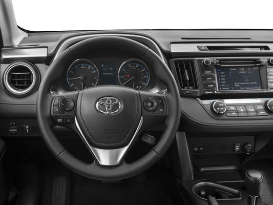 2017 Toyota Rav4 Xle Awd In Raleigh Nc Leith Cars