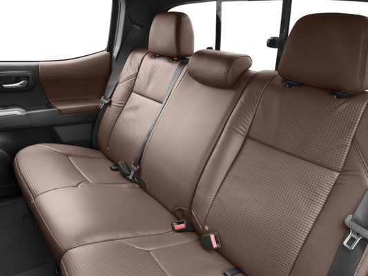 Awesome 2017 Toyota Tacoma Limited Double Cab 5 Bed V6 4X4 At Short Links Chair Design For Home Short Linksinfo