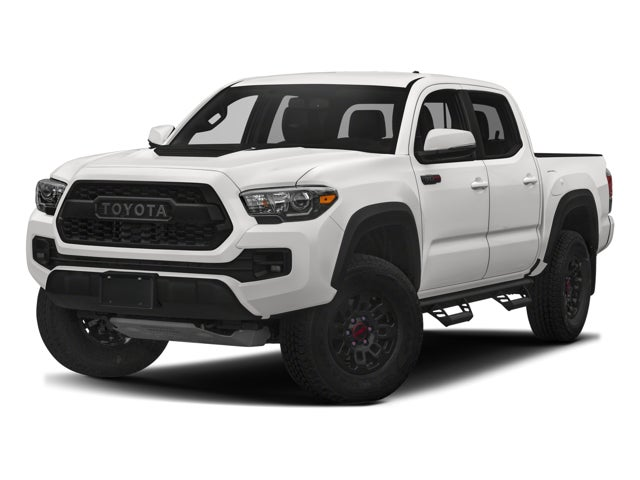 Used 2017 Toyota Tacoma Trd Sport Double Cab 5 Bed V6 4x4 At North
