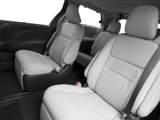 New 2017 Toyota Sienna XLE Premium FWD 8Passenger North Carolina