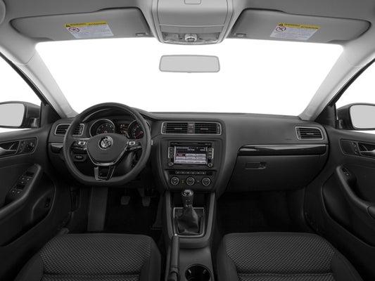 2017 Vw Jetta >> 2017 Volkswagen Jetta 1 4t Se Auto