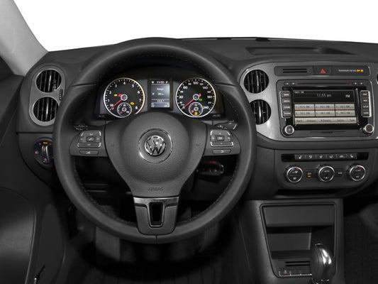 used 2017 volkswagen tiguan 2.0t s 4motion north carolina