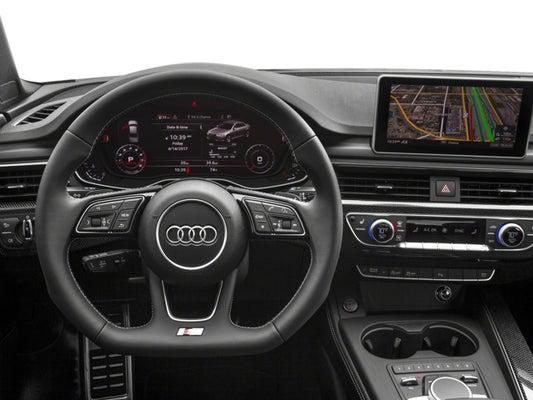 2018 Audi S4 Prestige Quattro