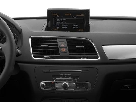 Used 2018 Audi Q3 2 0 Tfsi Premium Quattro Awd North Carolina