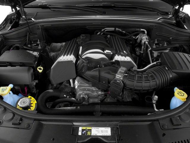 New 2018 Dodge Durango Srt Awd North Carolina 1c4sdjgj5jc291158