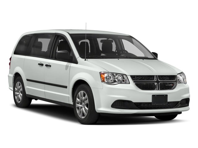 New 2018 Dodge Grand Caravan Se Plus North Carolina