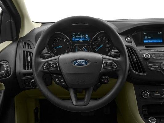 2018 Ford Focus Se Sedan In Raleigh Nc Leith Cars