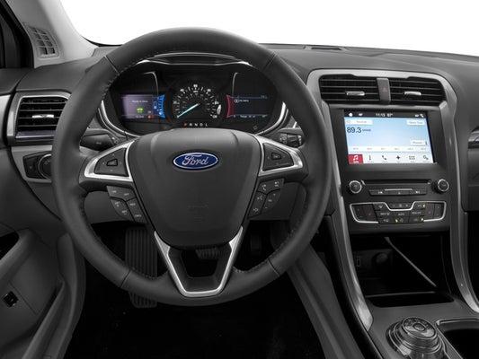 New 2018 Ford Fusion Hybrid Se Fwd North Carolina 3fa6p0luxjr258831