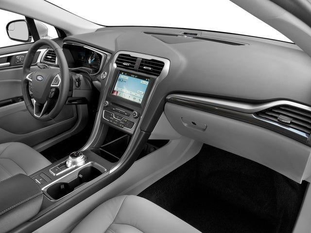 2018 Ford Fusion Hybrid Se Fwd In Raleigh Nc Leith Cars