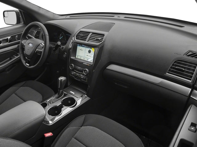 New 2018 Ford Explorer Sport 4wd North Carolina 1fm5k8gt1jgc31041